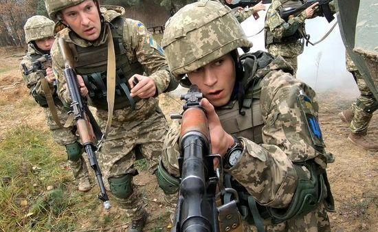 Украина готовится к войне и этого не скрывает