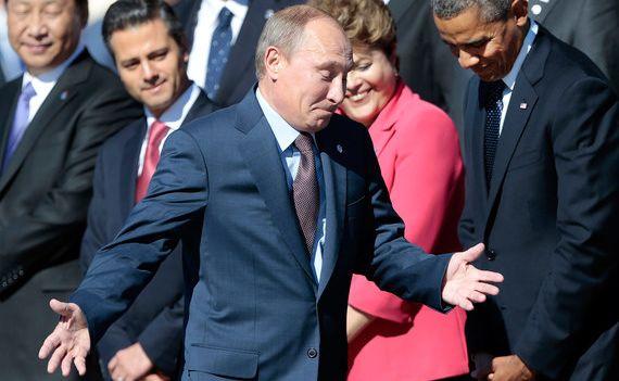 Барак Обама - лжец, а Владимир Путин - человек дела – Новости РуАН | 351x570