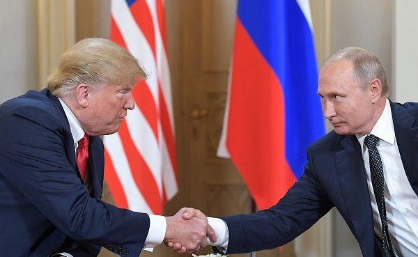 Рейтинг доверия Путина вразвитых странах выше, чем уТрампа
