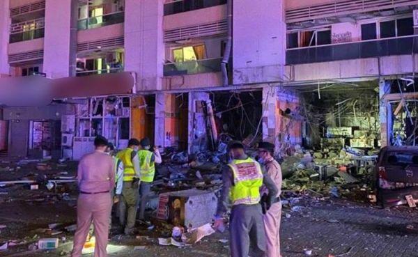 Взрывы вАбу-Даби иДубае: Иран демонстрирует ОАЭ «опасное будущее»?