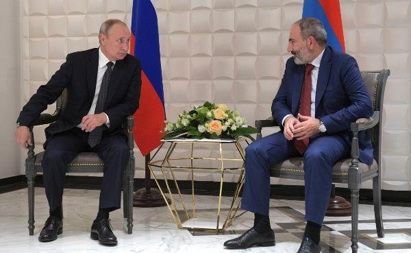 Пашинян снова вгости кнам: Россия иАрмения обсудят стратегическую повестку