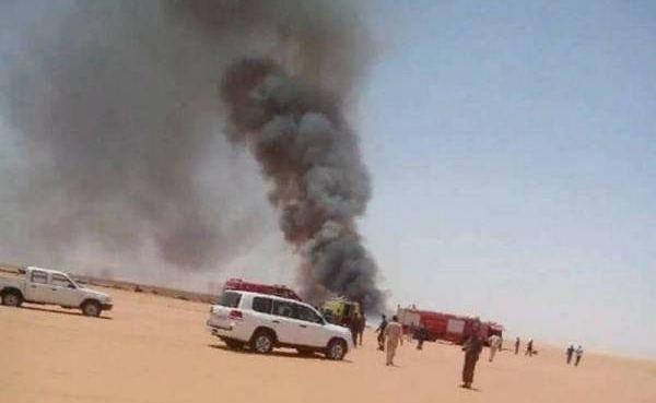 СМИ: ВЛивии разбился вертолёт с«вагнеровцами», есть погибшие