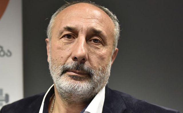 Грузией правят «политические мутанты»: интервью сВажей Отарашвили