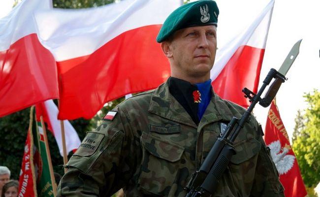Польша захватила часть чешской территории