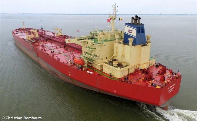 Доставивший для Белоруссии нефть США танкер ушел обратно с сырьем из России