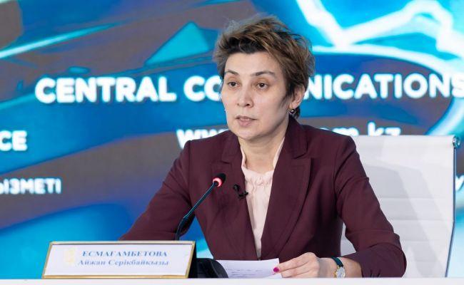 Главный санврач Казахстана: в стране не может быть 2 млн инфицированных