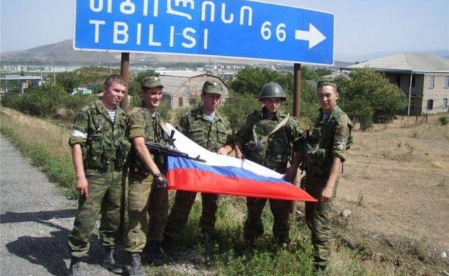 Какбы над Тбилиси неподняли осетинский флаг, пригрозили вЦхинвале