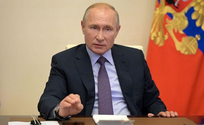 Путин: Россия будет укреплять потенциал атомной энергетики