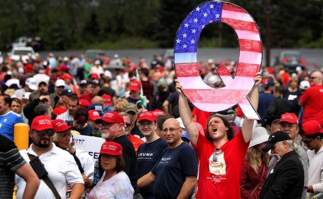 Человек-Q, буря иадренохром: американская сверхдержава охвачена паранойей