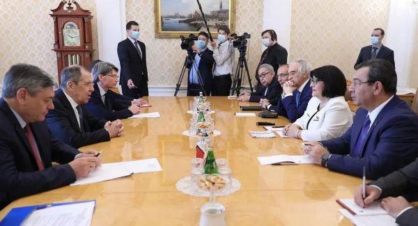 ВМоскве оКарабахе: что Лавров сказал Гафаровой озаявлениях Пашиняна?