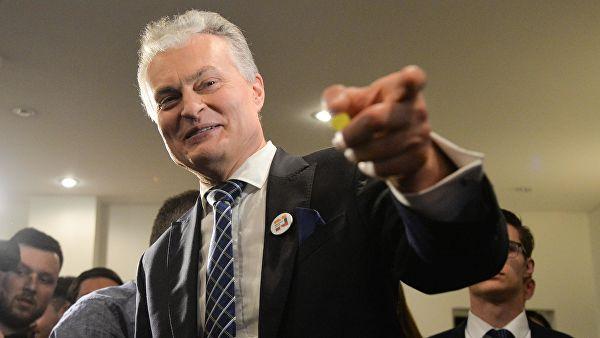 Новый президент Литвы громко назвал ориентиры своей внешней политики: EADaily