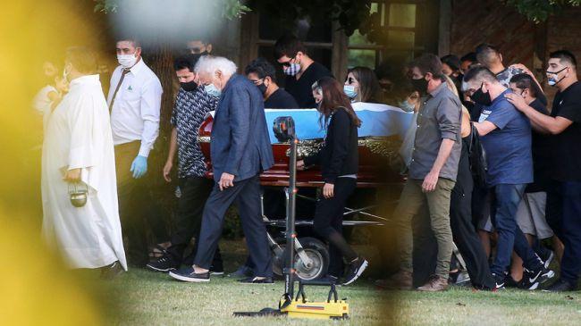 e17fdef7af281f3362a770917cbb7 Оппозиция Аргентины обвинила президента внарушениях напохоронах Марадоны