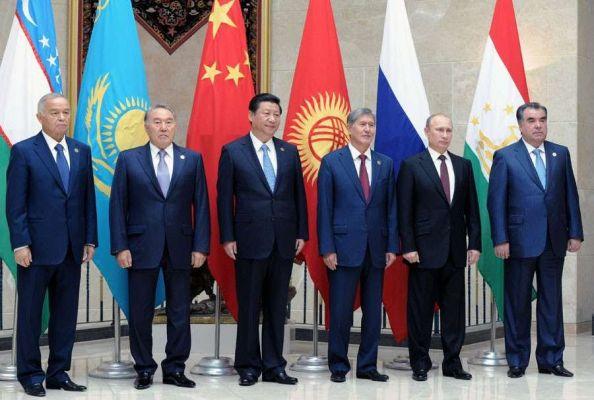 ШОС и ЕАЭС готовят соглашение об экономическом континентальном партнерстве
