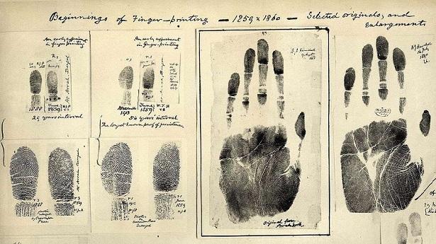 Создания метода идентификации личности человека