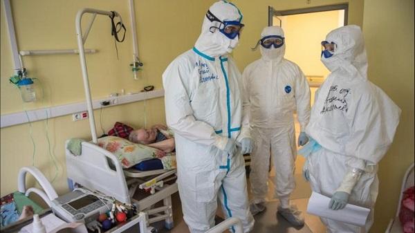 Вмире зарегистрировано уже более 8 млн случаев коронавируса