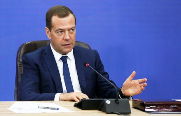 «Жаманак»: Премьер России Дмитрий Медведев 24 октября посетит Армению