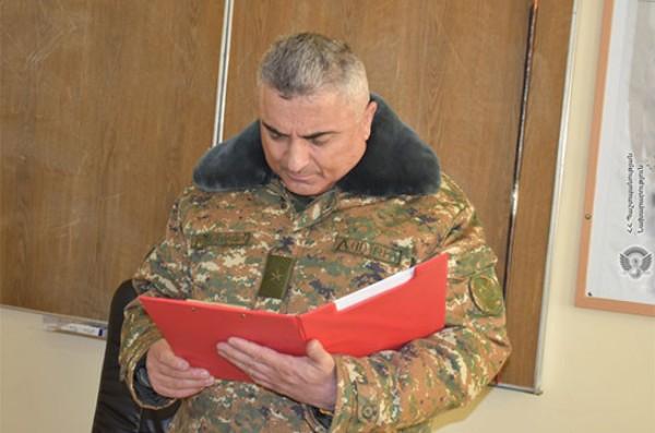 c40f90e66471338948a04e3516d89 Эхо карабахской войны: армянскому генералу вменили халатность вбоевой обстановке