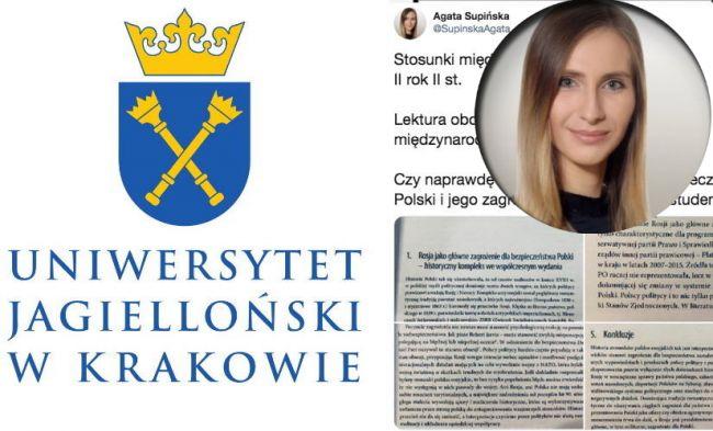 Польская студентка донесла напрофессора, верящего вдружбу сРоссией: EADaily