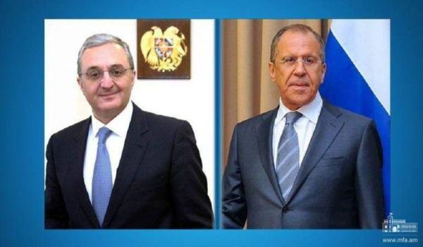 Мнацаканян созвонился сЛавровым перед визитом Байрамова