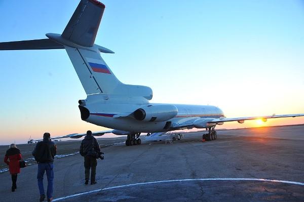 Рейс Ереван-Москва не состоялся из-за неполадок с двигателями самолета