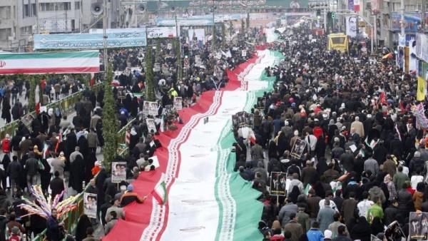 ВИране пройдут шествия миллионов: 40-летие Исламской революции