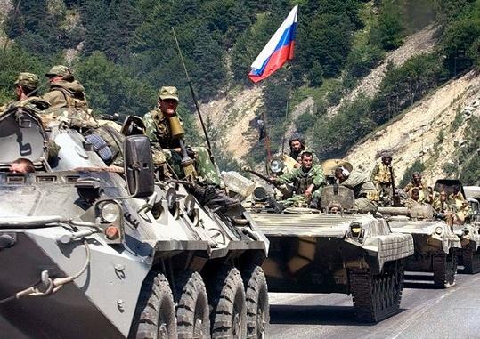Президент Абхазии овойне 08.08.08: Россия друзей вбеде неоставляет