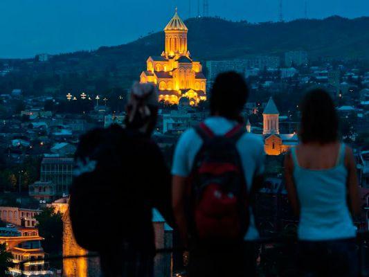 Грузия за полгода заработала $ 434,6 млн на 2,9 млн туристах