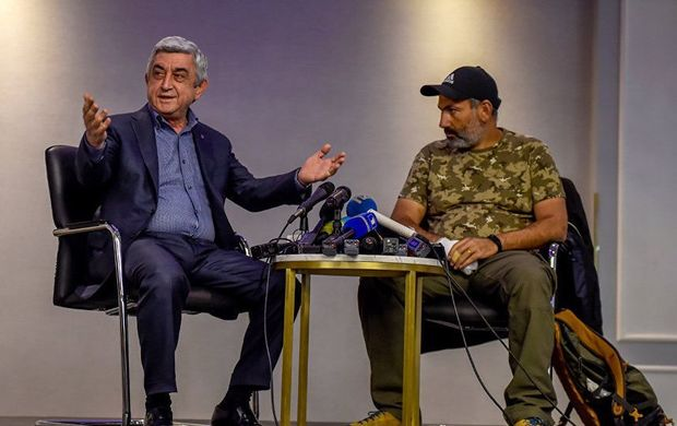 Борьба внутри РПА в ходе переворота в Армении