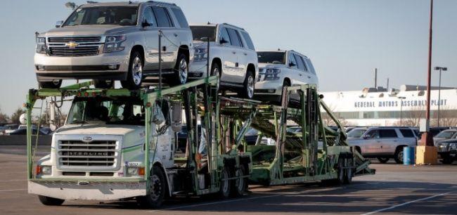 Трамп может в десять раз увеличить пошлины на импорт автомобилей в США