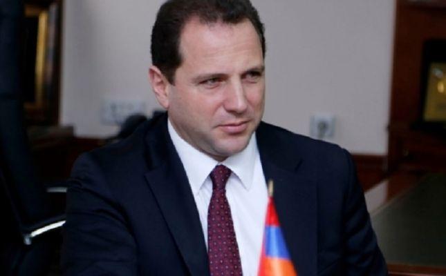 Глава МЧС Армении Давид Тоноян с рабочим визитом отправится во Францию