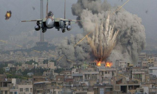 Жертвами турецких бомбардировок в сирийском городе Африн стали девять мирных граждан