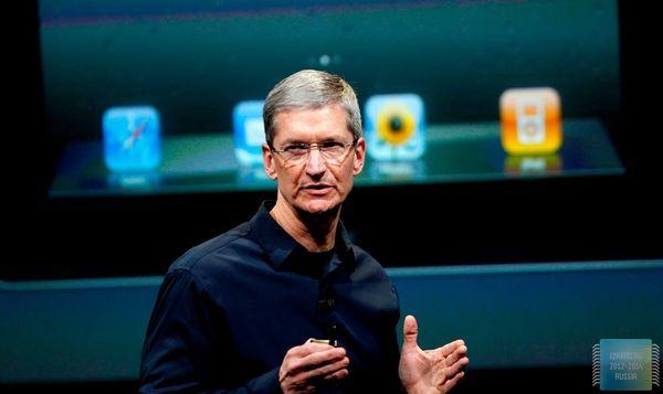 Тим Кук сравнил цену на iPhone X со стоимостью кофе