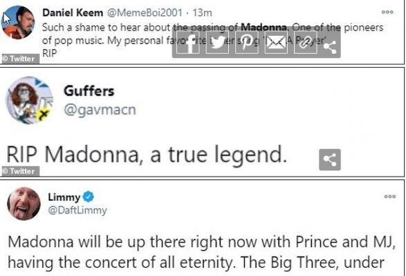 877273ed59ba647740591cd2cd07c Тысячи австралийских блогеров оплакивают смерть Мадонны, спутав сМарадоной