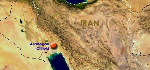 Иран и французская Total договорились о разработке месторождения Южный Азадеган