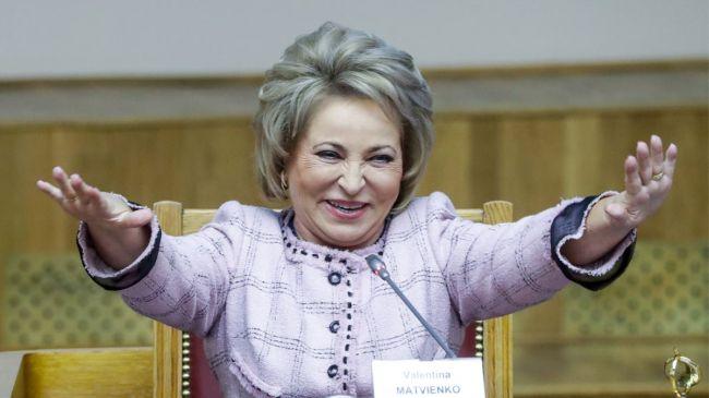 66005202de33f2ddaf0b4c90f34eb Матвиенко переизбрали председателем Совета Межпарламентской ассамблеи СНГ