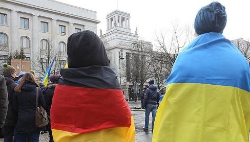 Германия готовит иск против Украины
