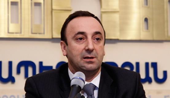 «Жаманак»: Грайр Товмасян станет председателем Конституционного суда