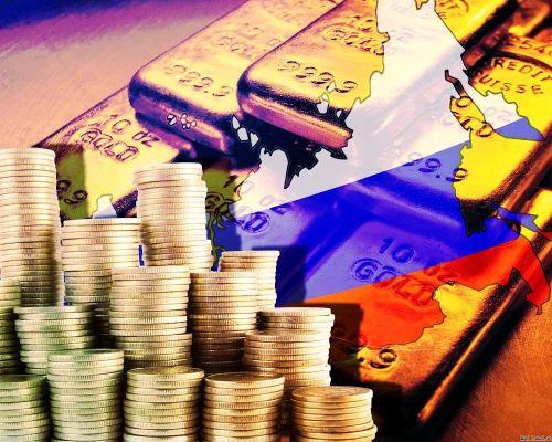 Россия резко сократила свои международные резервы
