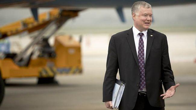 Спецпредставитель США обсудил в МИД России денуклеаризацию КНДР