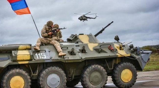 В Турции усмотрели угрозу в создании армяно-российской группировки войск