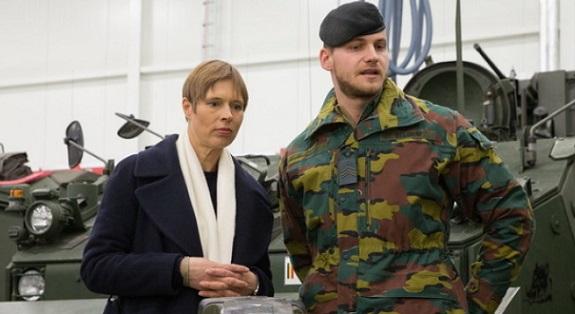 Эстония готова взять насебя организацию саммита НАТО