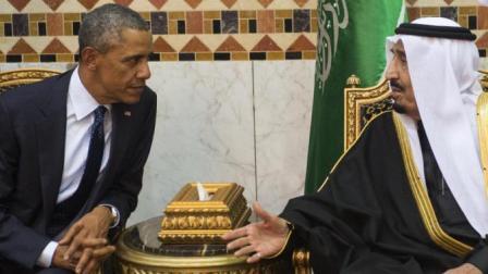 Король саудовской аравии обсудил сдиректором цруситуацию врегионе