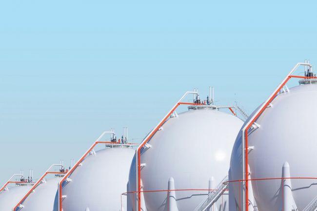 Bloomberg: США захлебываются собственным газом