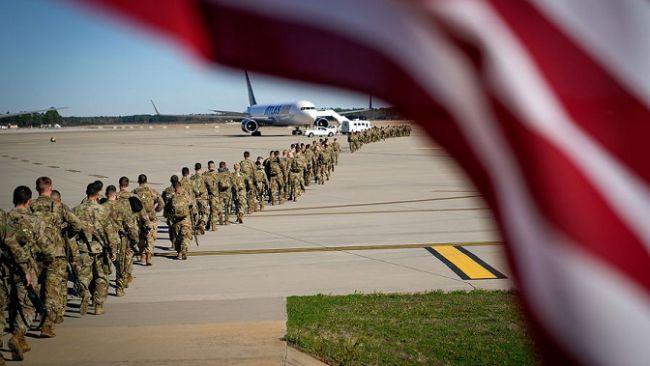 США бросают Афганистан