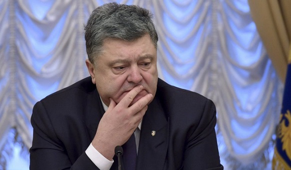 На Украине появилось сообщество по расследованию преступлений Порошенко