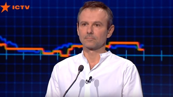 Украинский певец Вакарчук рассказал о трех принципах новой политики