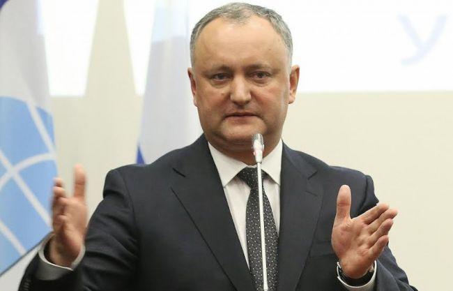 Президент Молдавии: В парламенте без коалиций никому не обойтись