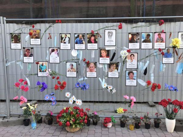 В России от Covid-19 погибли 302 медика, причина смерти у 101 подтверждена