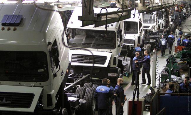 В Белоруссии начали останавливаться крупнейшие промышленные предприятия