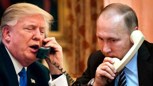 СМИ: Путин отказал Трампу прислать военных из России для охраны Белого дома